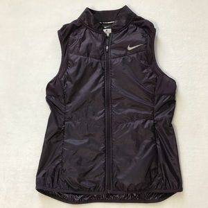 Plum Women's Nike Vest Reflective Medium